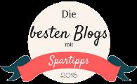Die besten Blogs mit Spartipps 2016