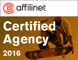 Affilinet Certified Agency Logo